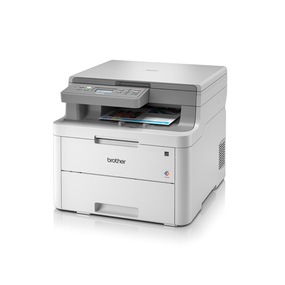 DCP-L3510CDW Imprimante multifonction laser couleur