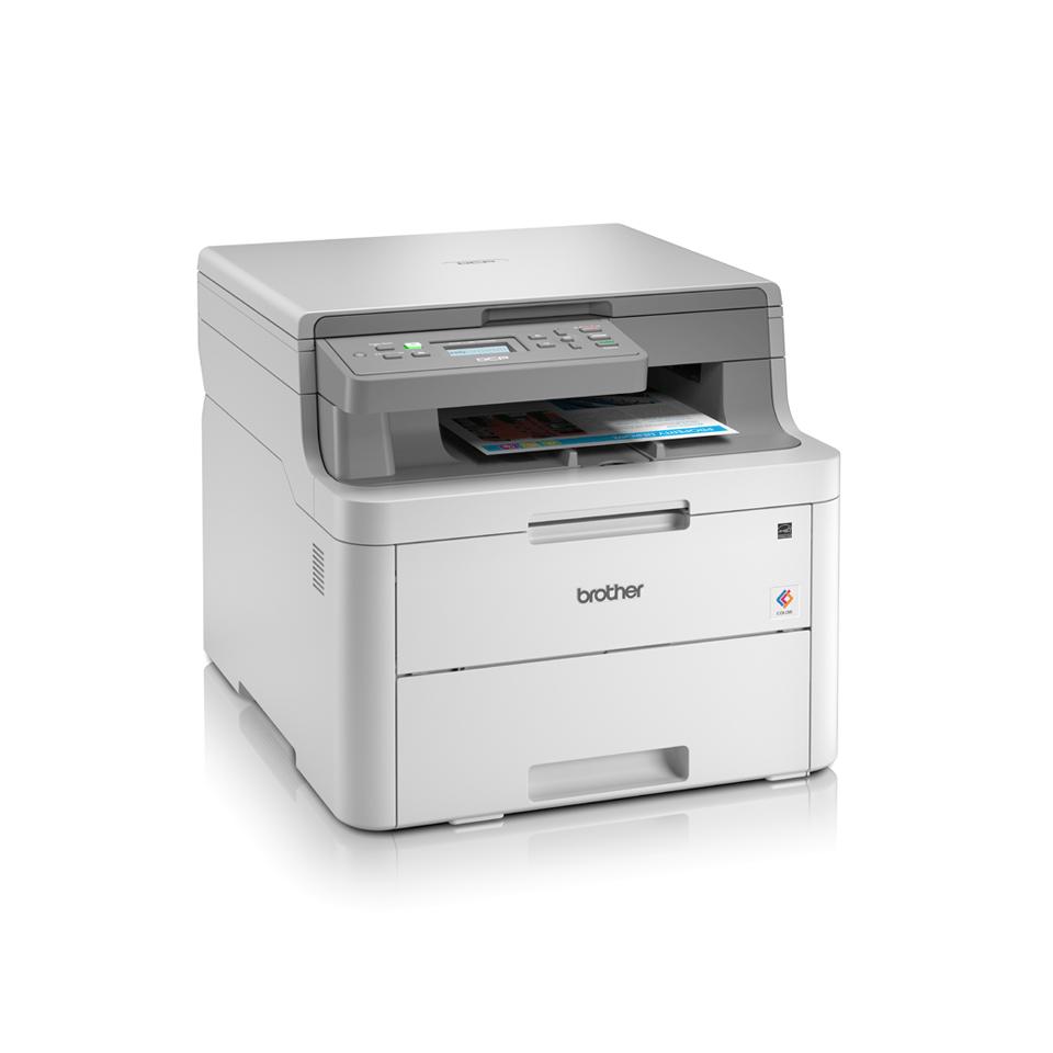 DCP-L3510CDW Imprimante multifonction laser couleur 3