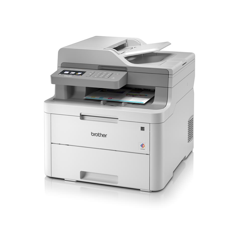 DCP-L3550CDW Imprimante multifonction laser couleur