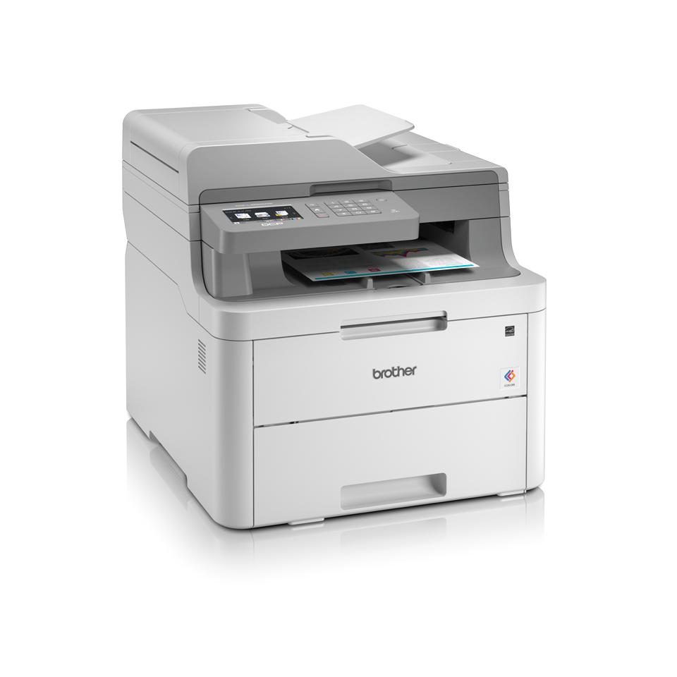 DCP-L3550CDW Imprimante multifonction laser couleur 2