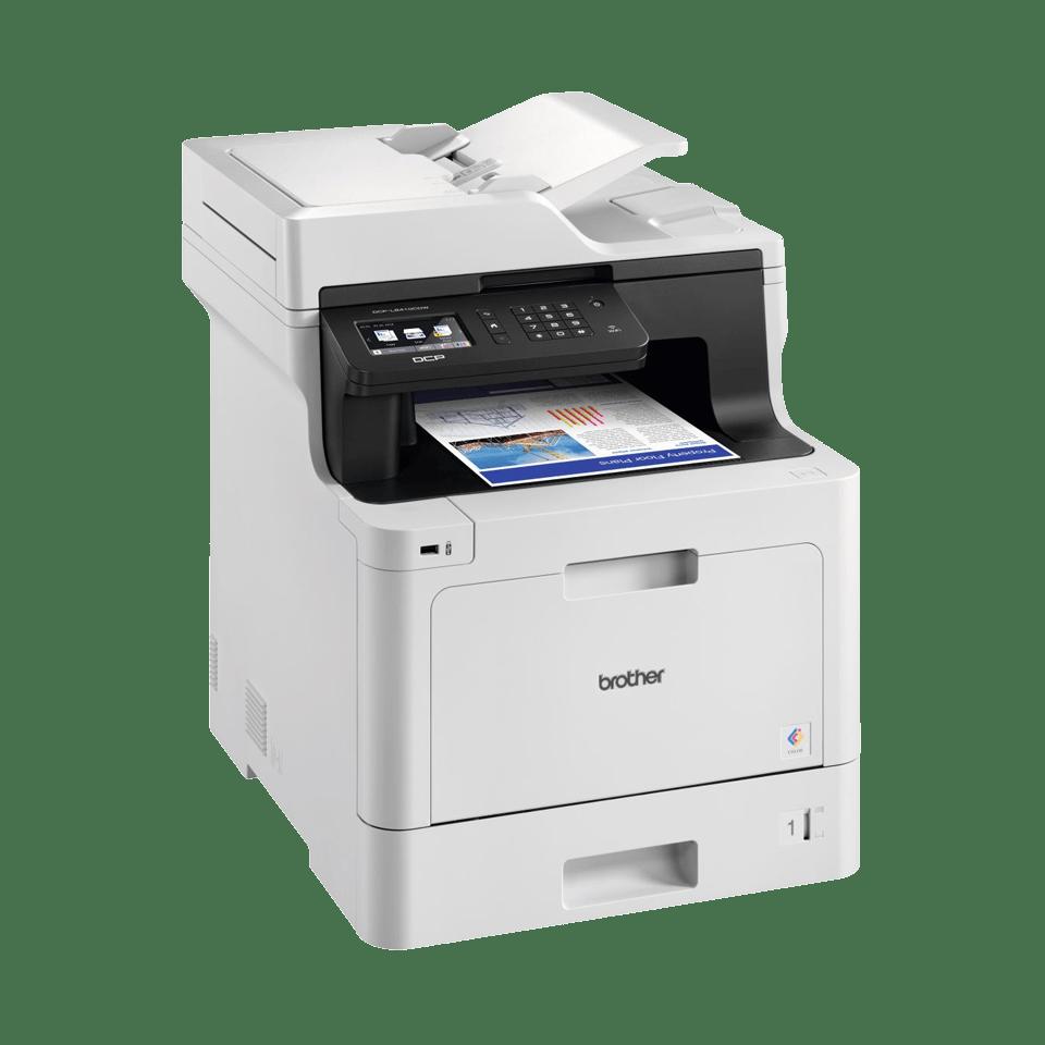 DCP-L8410CDW Multifonction 3-en-1 sans fil 3