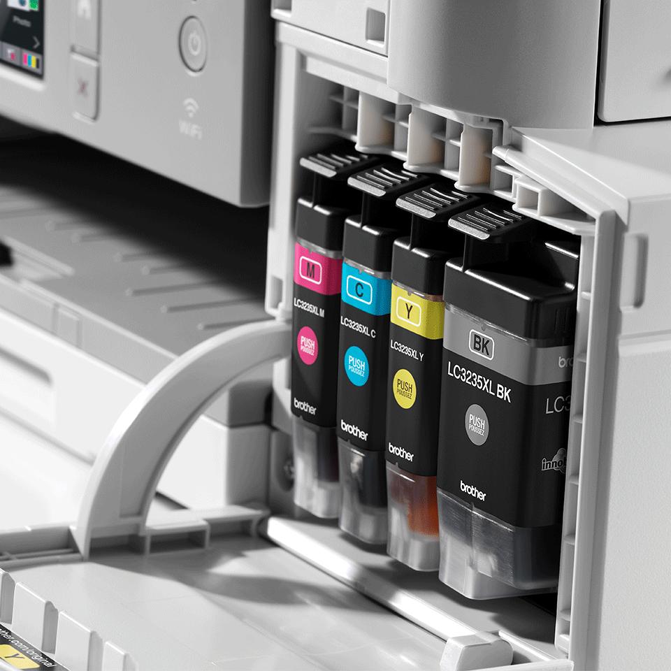 DCP-J1100DW Imprimante jet d'encre couleur multifonction 3-en-1 - All In Box 6