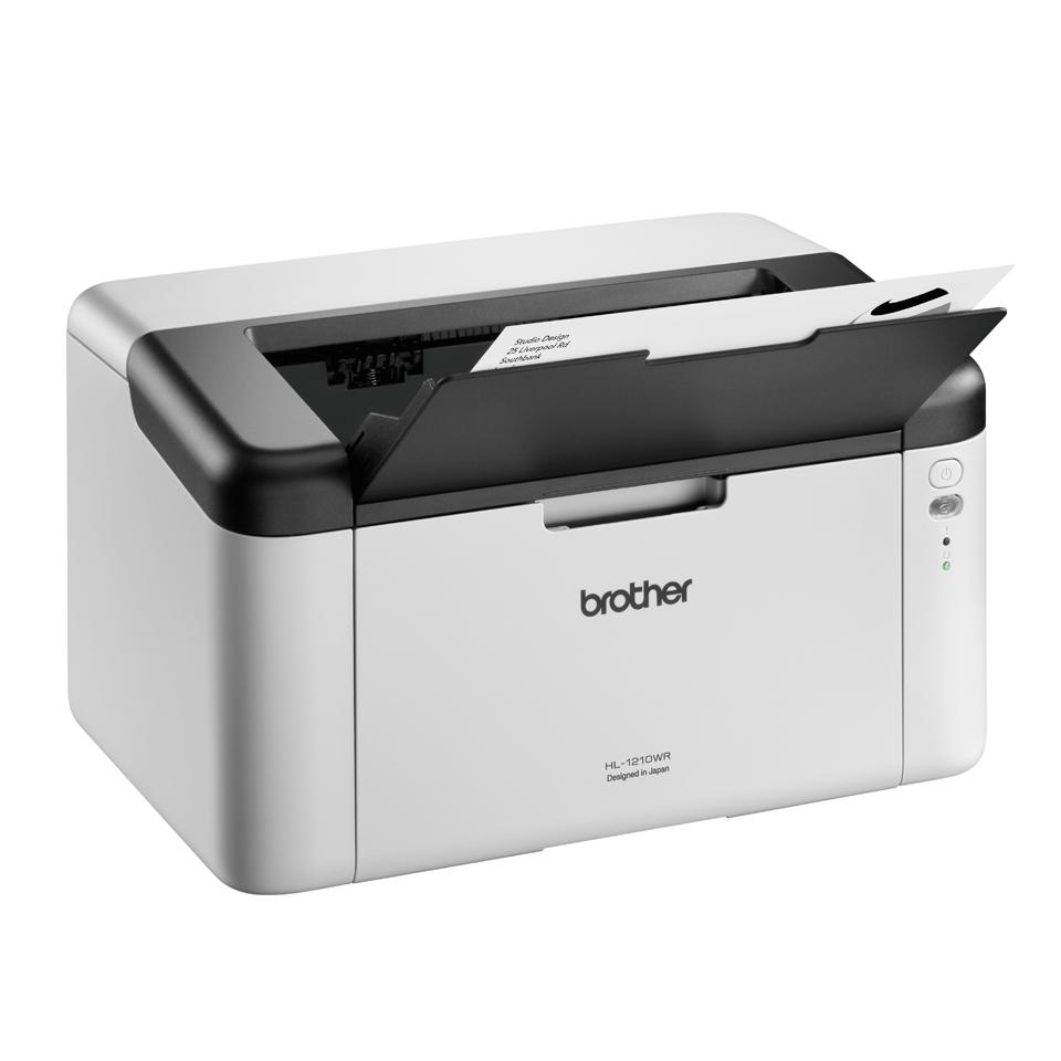 HL-1210W - Imprimante Laser Monochrome Wifi 2
