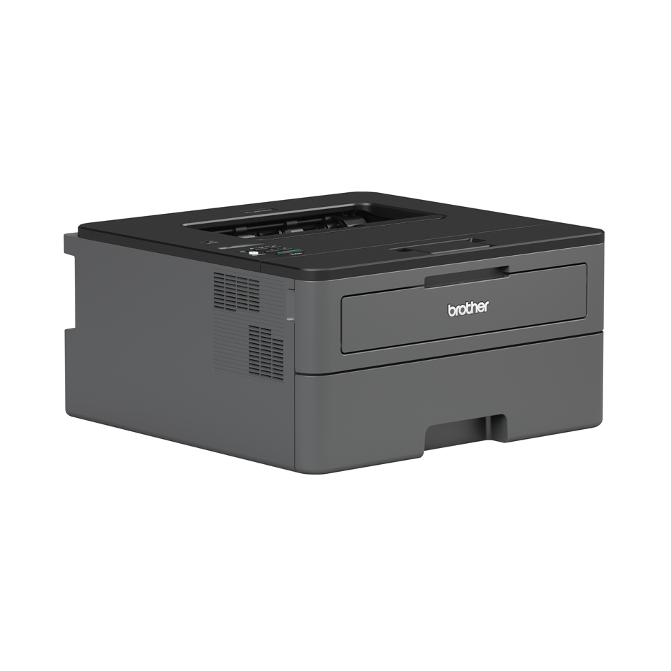 HL-L2370DN Imprimante laser monochrome compacte réseau  2