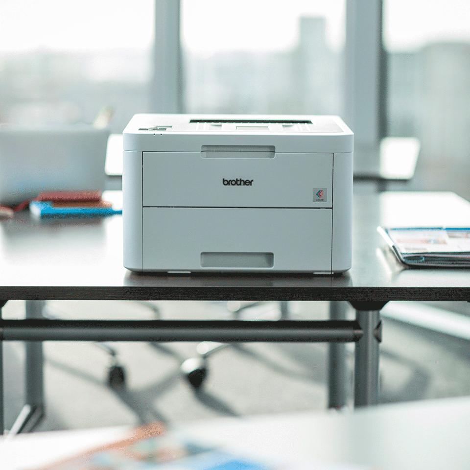 HL-L3230CDW Imprimante laser couleur 4