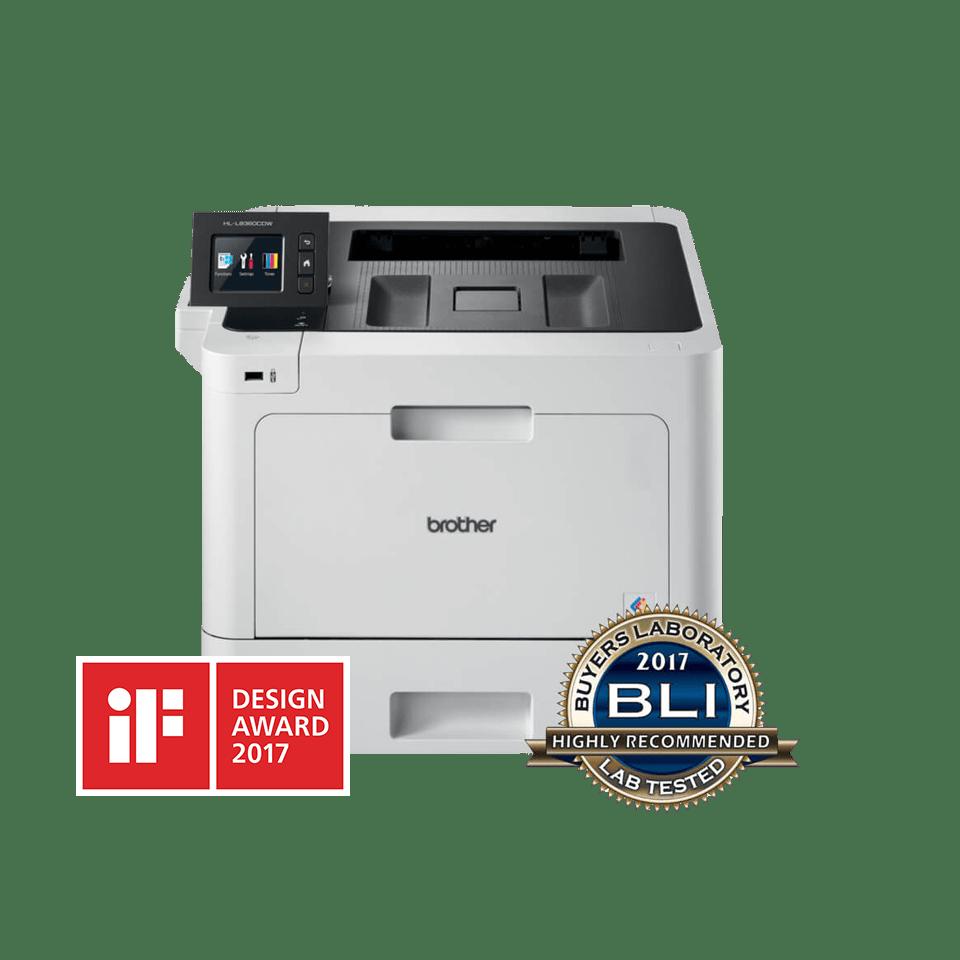 HL-L8360CDW imprimante laser couleur sans fil 3
