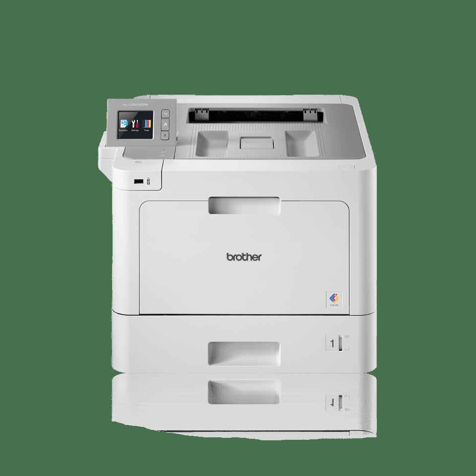 HL-L9310CDWimprimante laser couleur ultra flexible et résolument économique 0