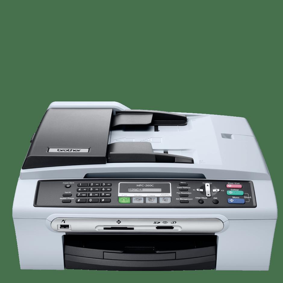 MFC-260C - Imprimante jet d'encre couleur