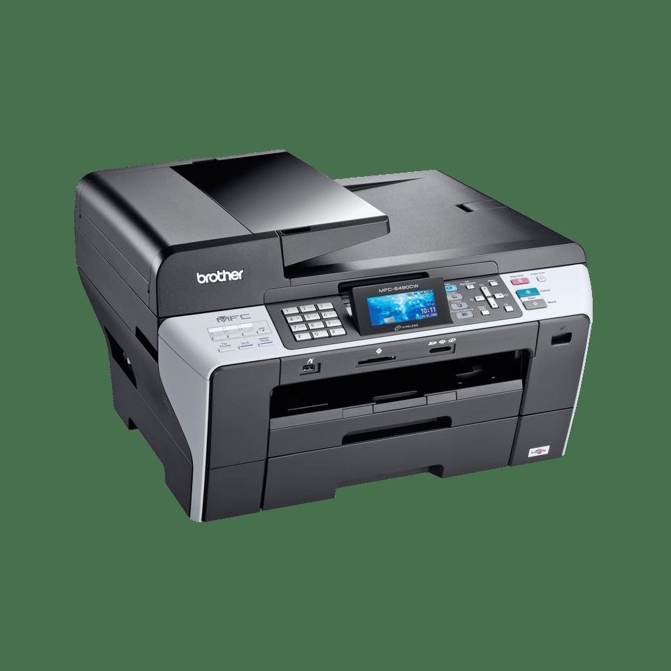 MFC-6490CW - Imprimante multifonctions jet d'encre couleur 3