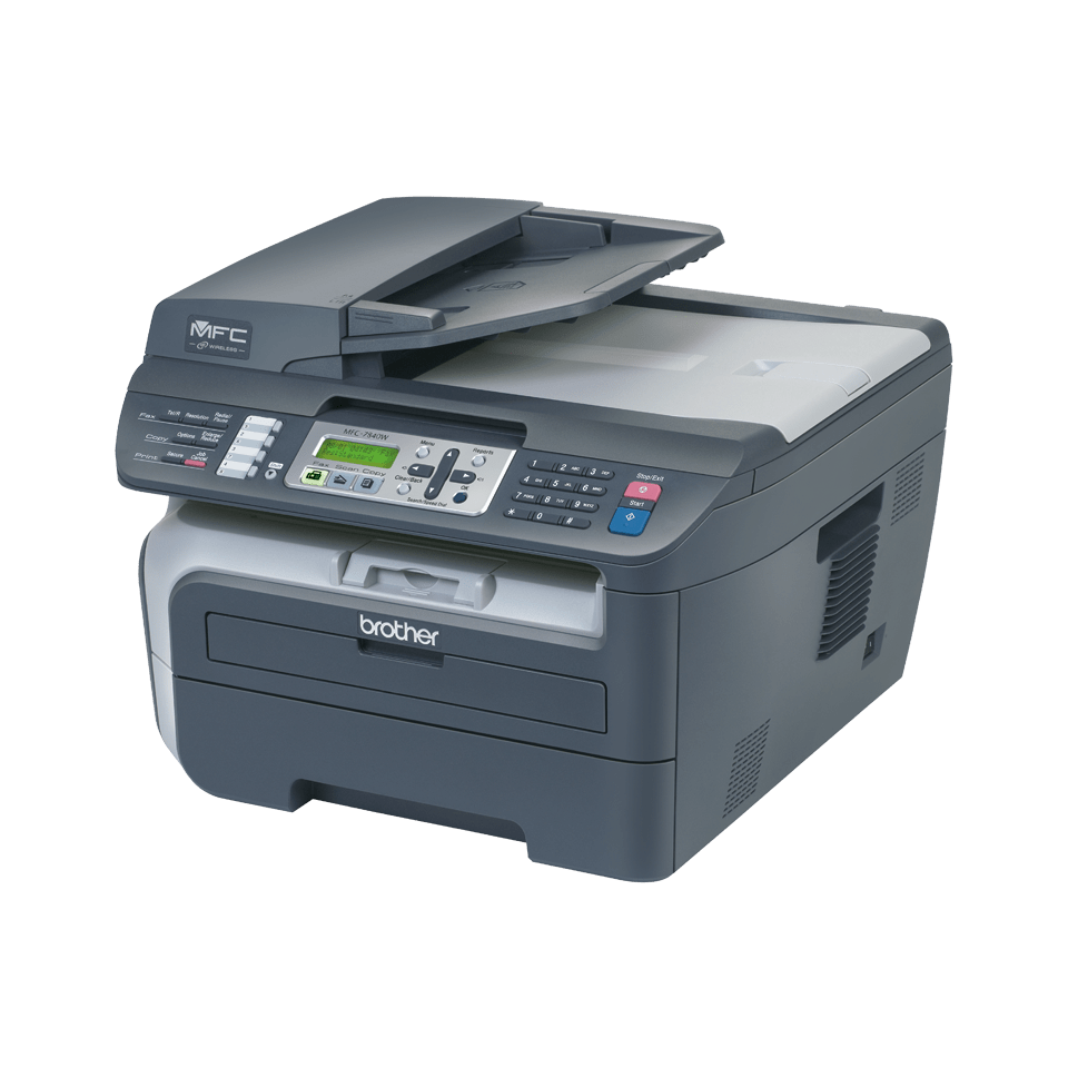 MFC-7840W - Imprimante multifonctions laser