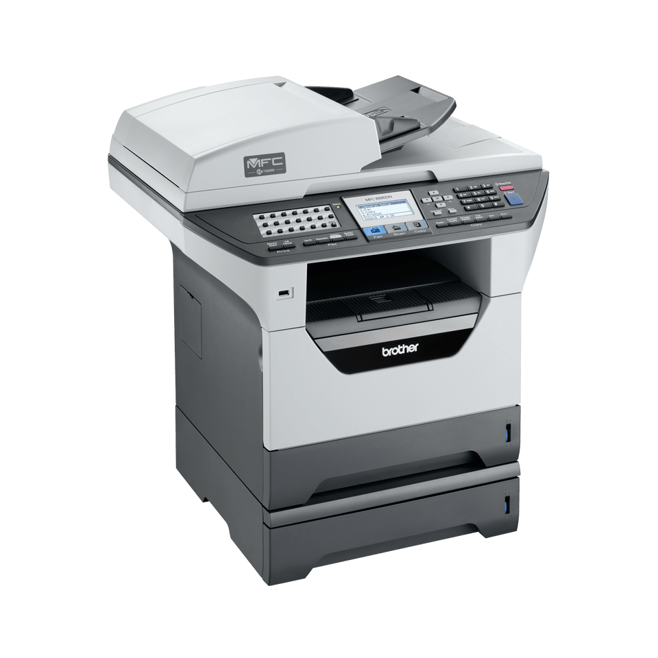 MFC-8880DN - Imprimante multifonctions laser 5