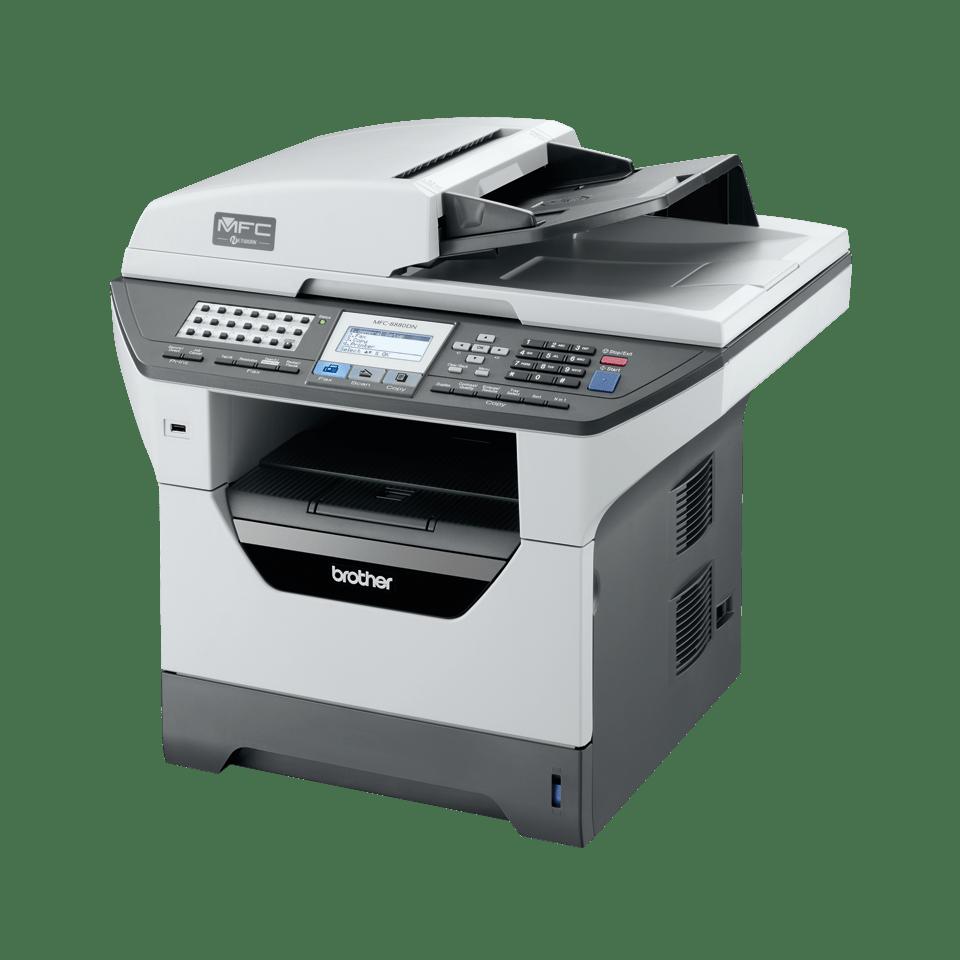 MFC-8880DN - Imprimante multifonctions laser 2