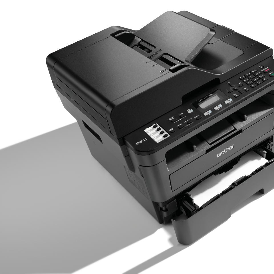 MFC-L2710DW Multifonction laser monochrome 4-en-1 compact, réseau et WiFi  6