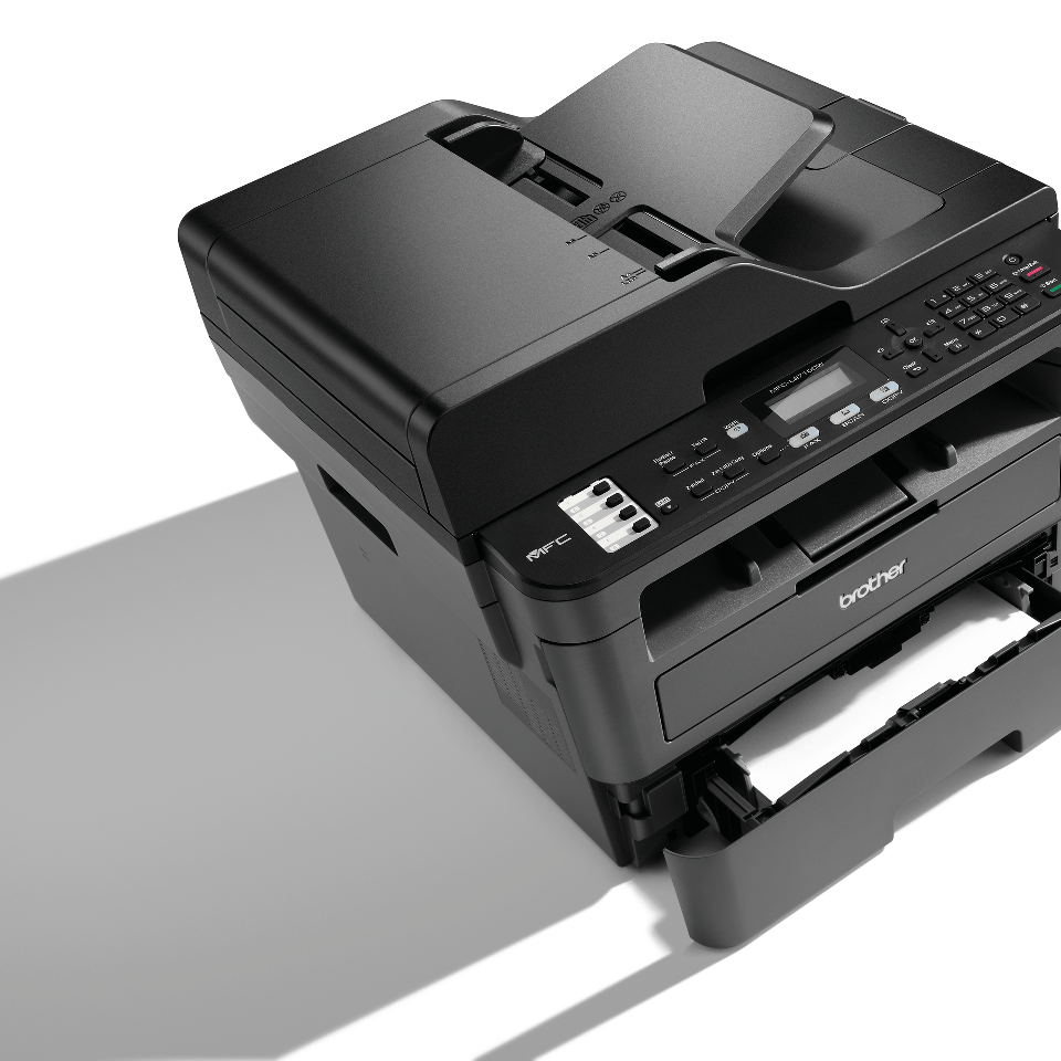 MFC-L2710DW Multifonction laser monochrome 4-en-1 compact, réseau et WiFi  5