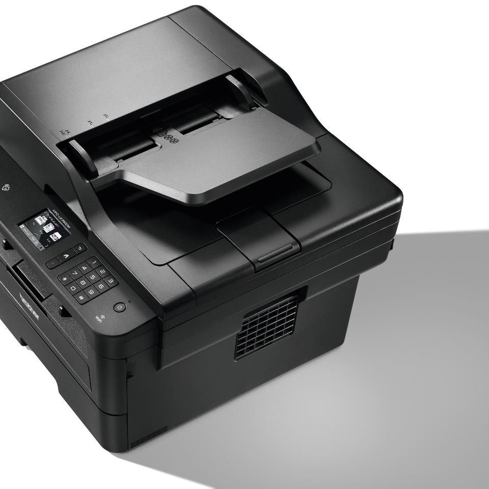 MFC-L2750DW Multifonction laser monochrome 4-en-1 compact, réseau, WiFi et NFC   5