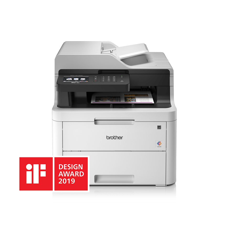 MFC-L3710CW Imprimante multifonction laser couleur 6
