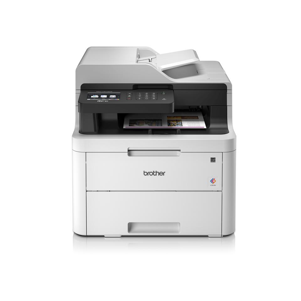 MFC-L3710CW Imprimante multifonction laser couleur 5