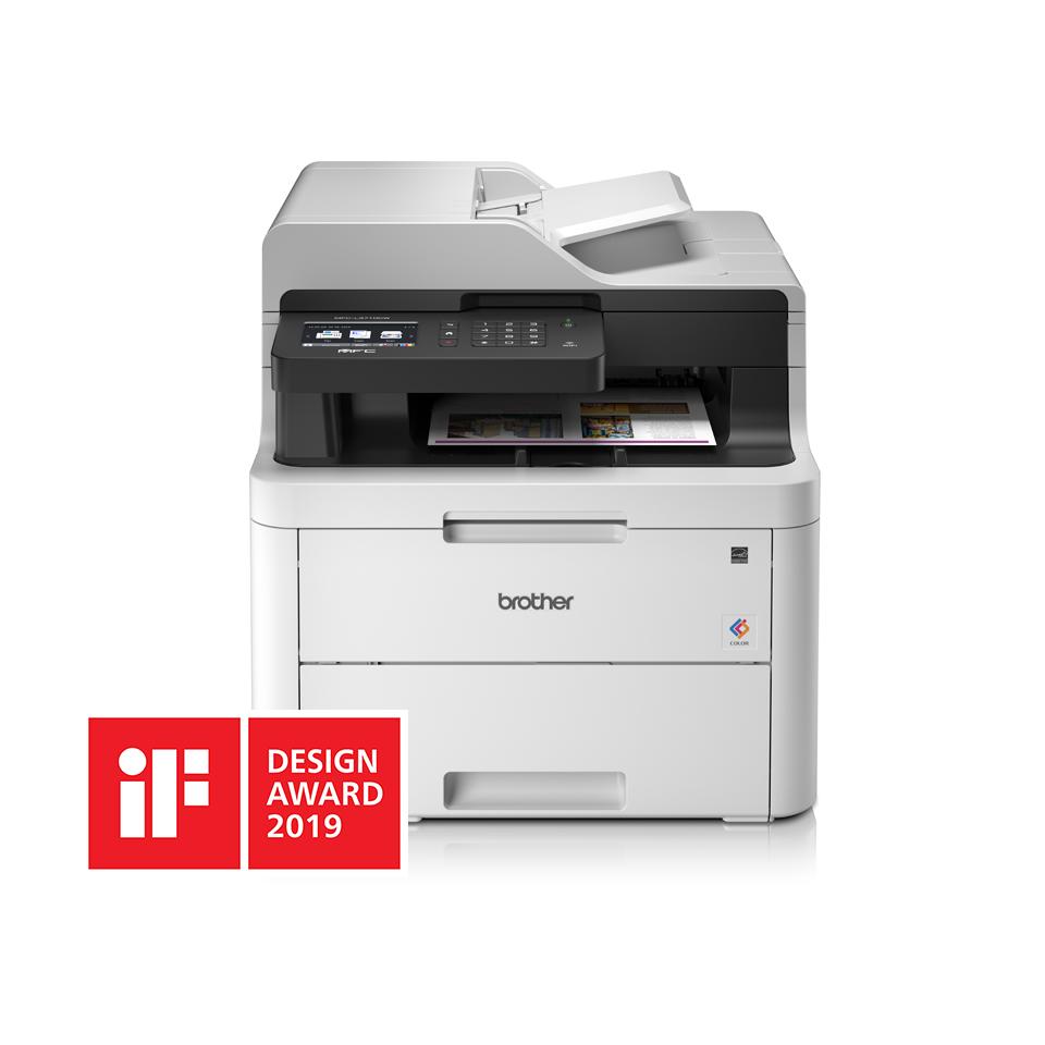 MFC-L3710CW Imprimante multifonction laser couleur