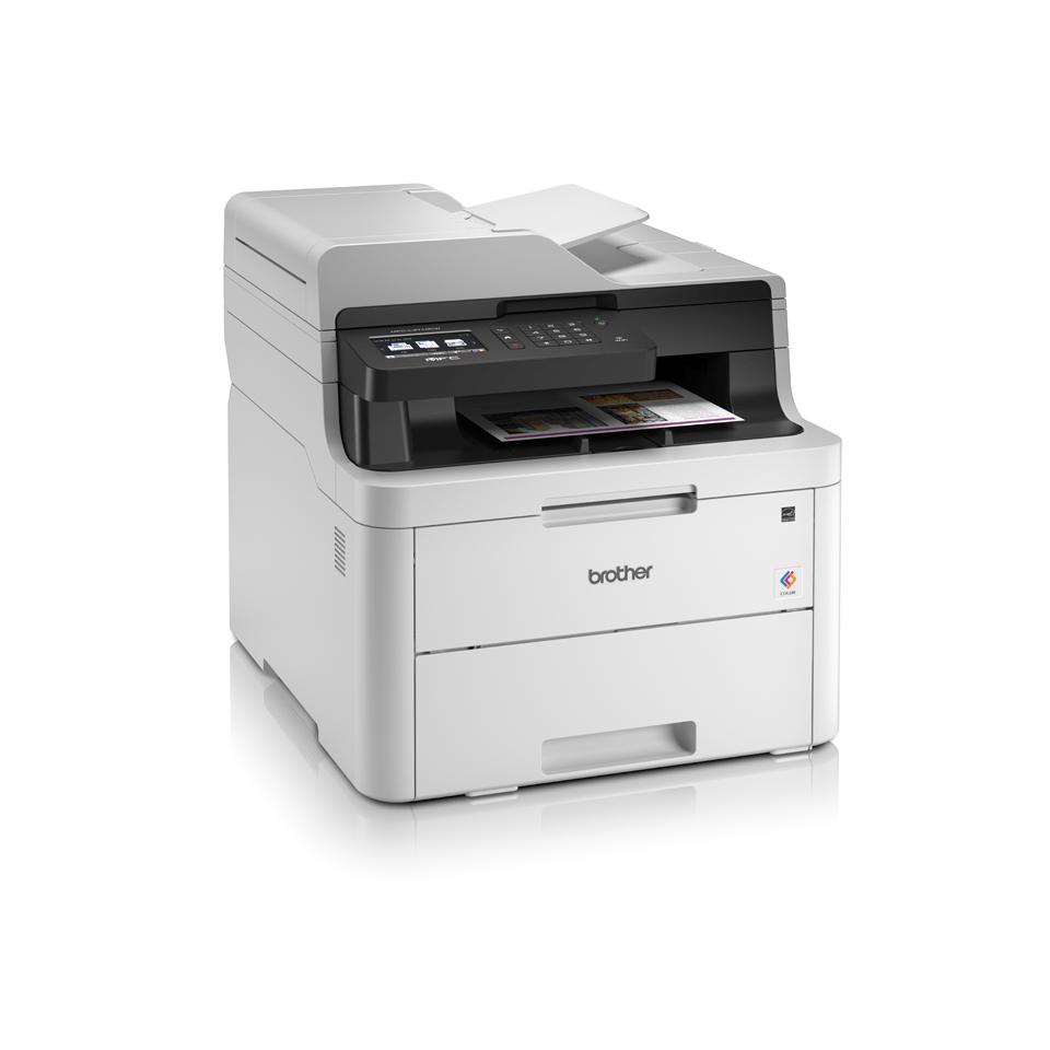 MFC-L3710CW Imprimante multifonction laser couleur 2