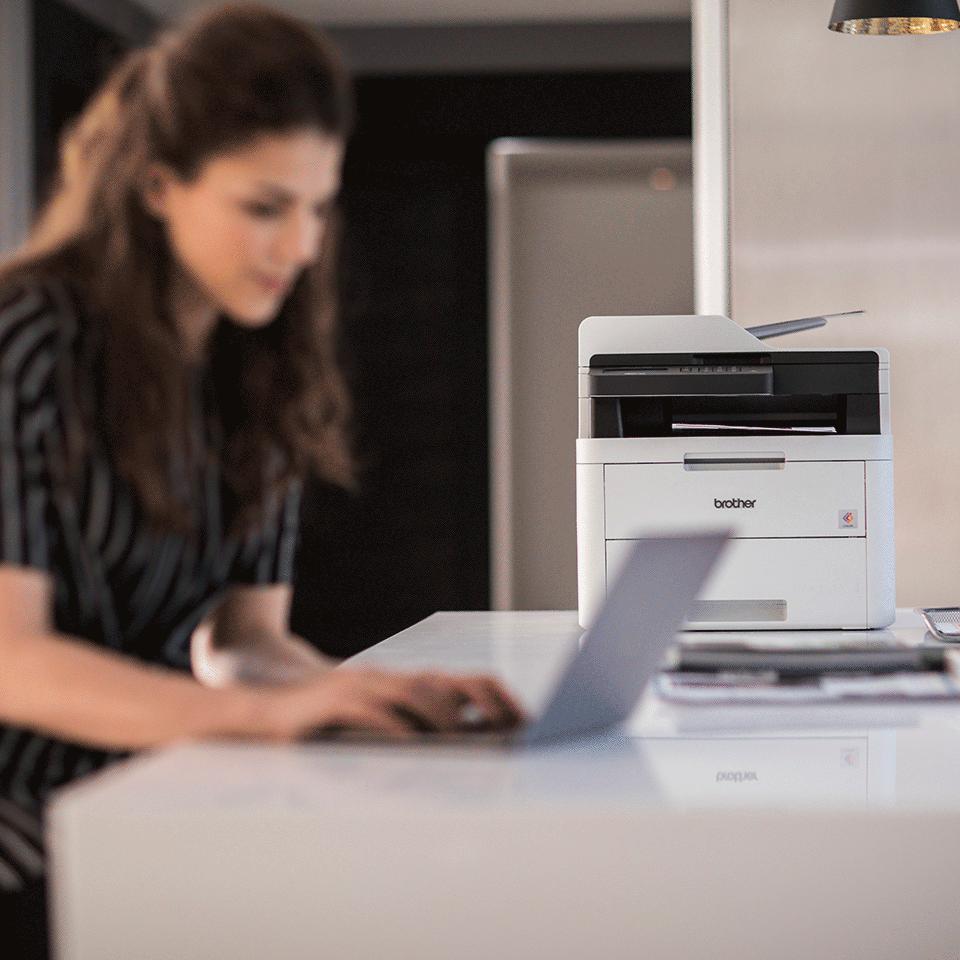 MFC-L3730CDN Imprimante multifonction laser couleur 3