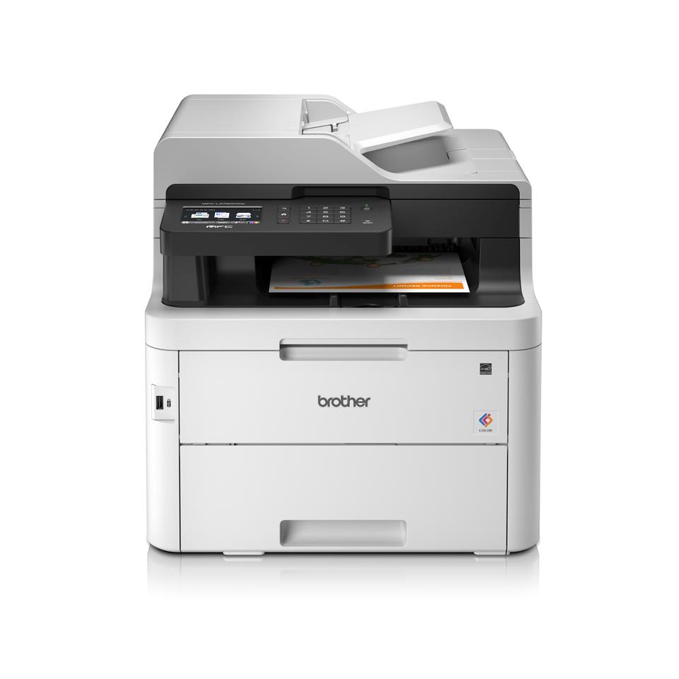 MFC-L3750CDW Imprimante multifonction laser couleur