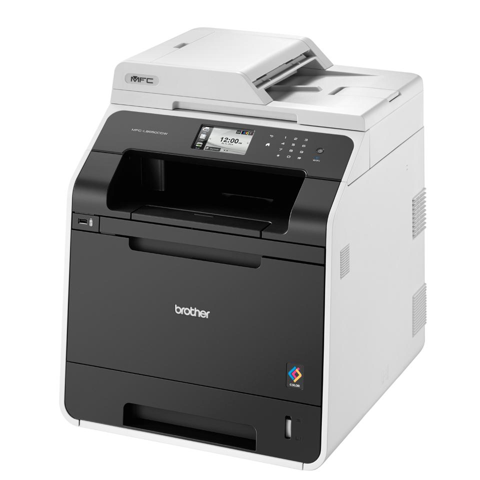 Imprimante multifonctions laser MFC-L8650CDW de Brother