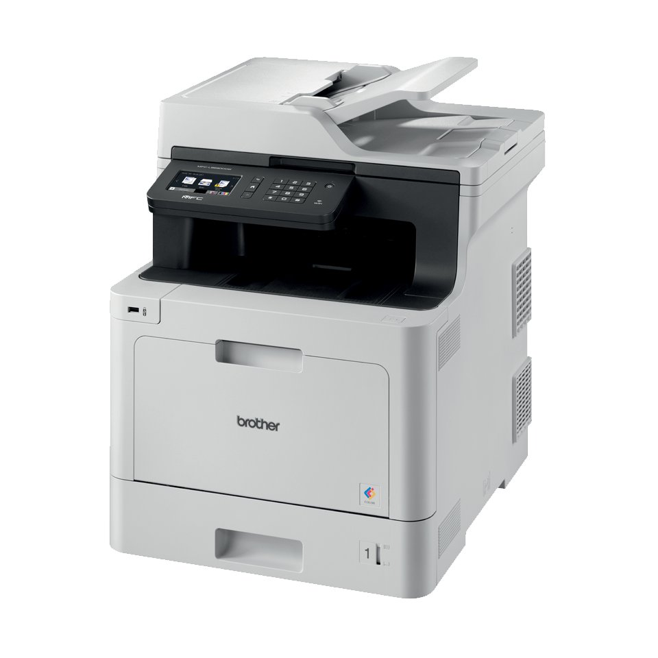 MFC-L8690CDW Multifonction 4-en-1 sans fil 2