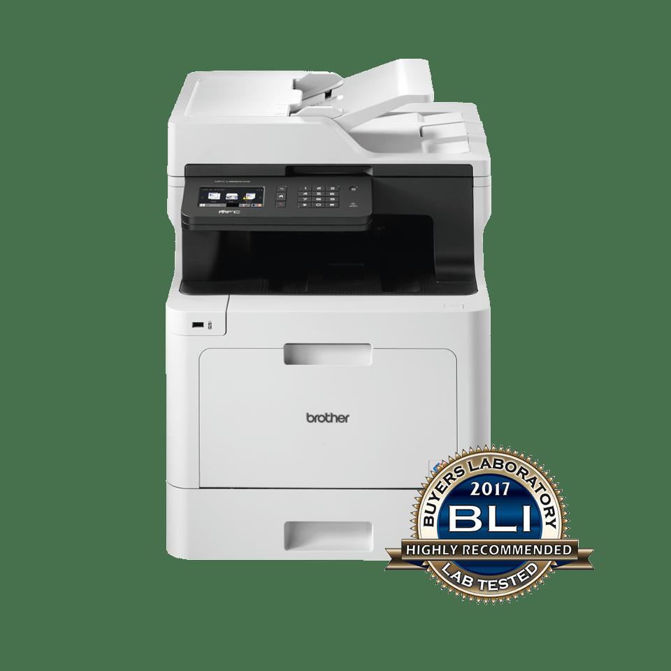MFC-L8690CDW Multifonction 4-en-1 sans fil 4