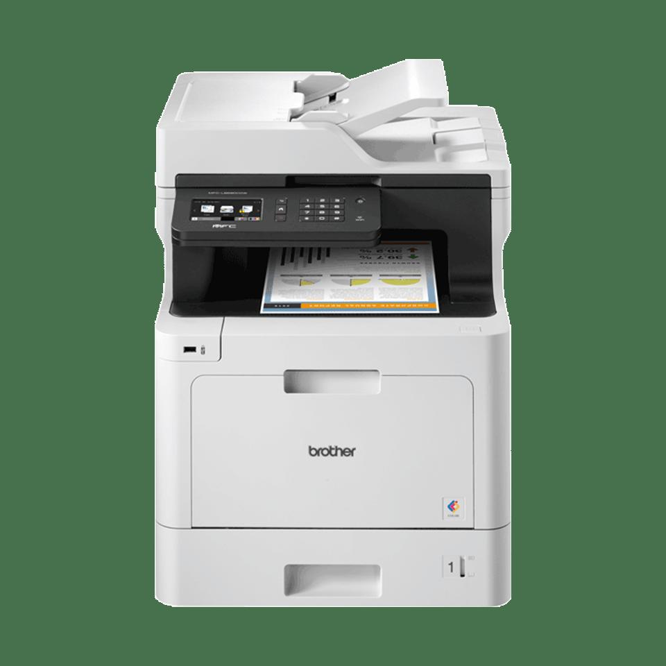 MFC-L8690CDW Multifonction 4-en-1 sans fil 3