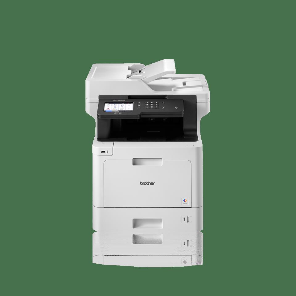 MFC-L8900CDW Multifonction 4-en-1, connecté, flexible 0