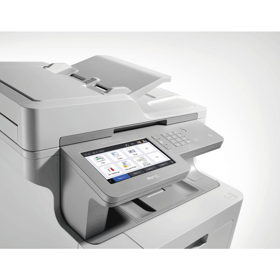 MFC-L9570CDW Multifonction Laser Couleur WiFi + NFC + écran tactile 10