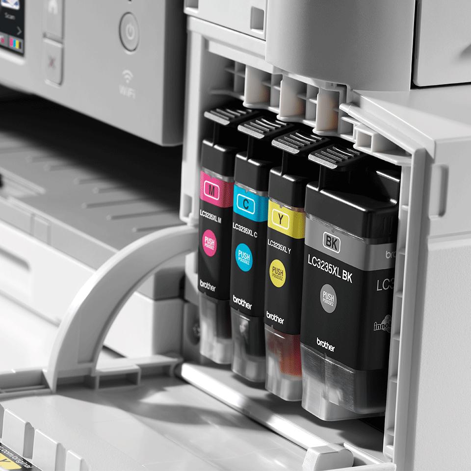 MFC-J1300DW Imprimante jet d'encre couleur multifonction4-en-1 - All In Box 5