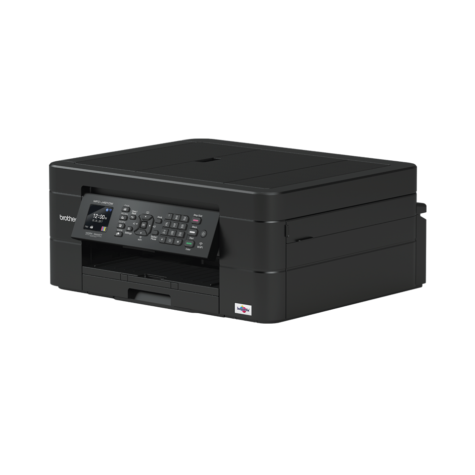 Imprimante jet d'encre couleur 4-en-1 sans fil MFC-J491DW