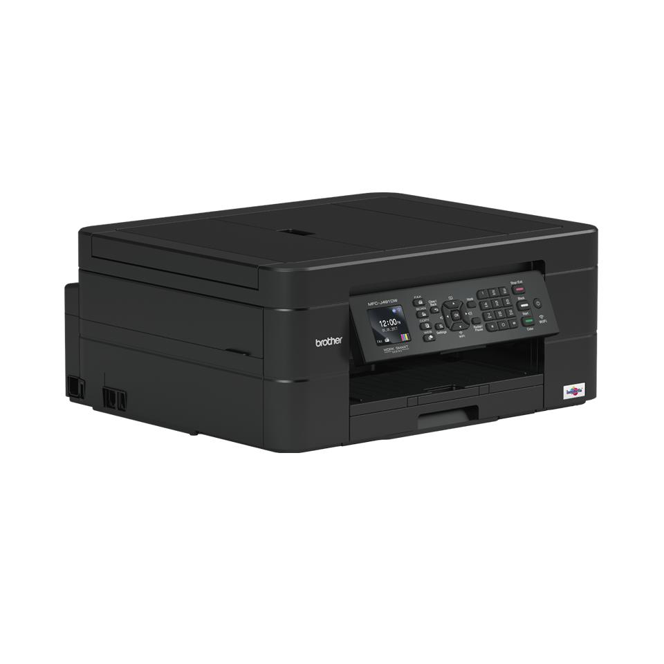Imprimante jet d'encre couleur 4-en-1 sans fil MFC-J491DW 2