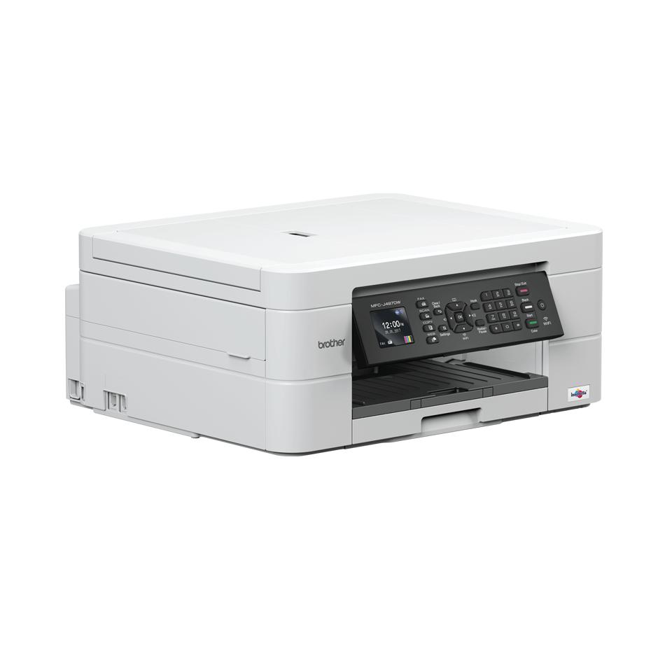 Imprimante jet d'encre couleur 4-en-1 sans fil MFC-J497DW 2