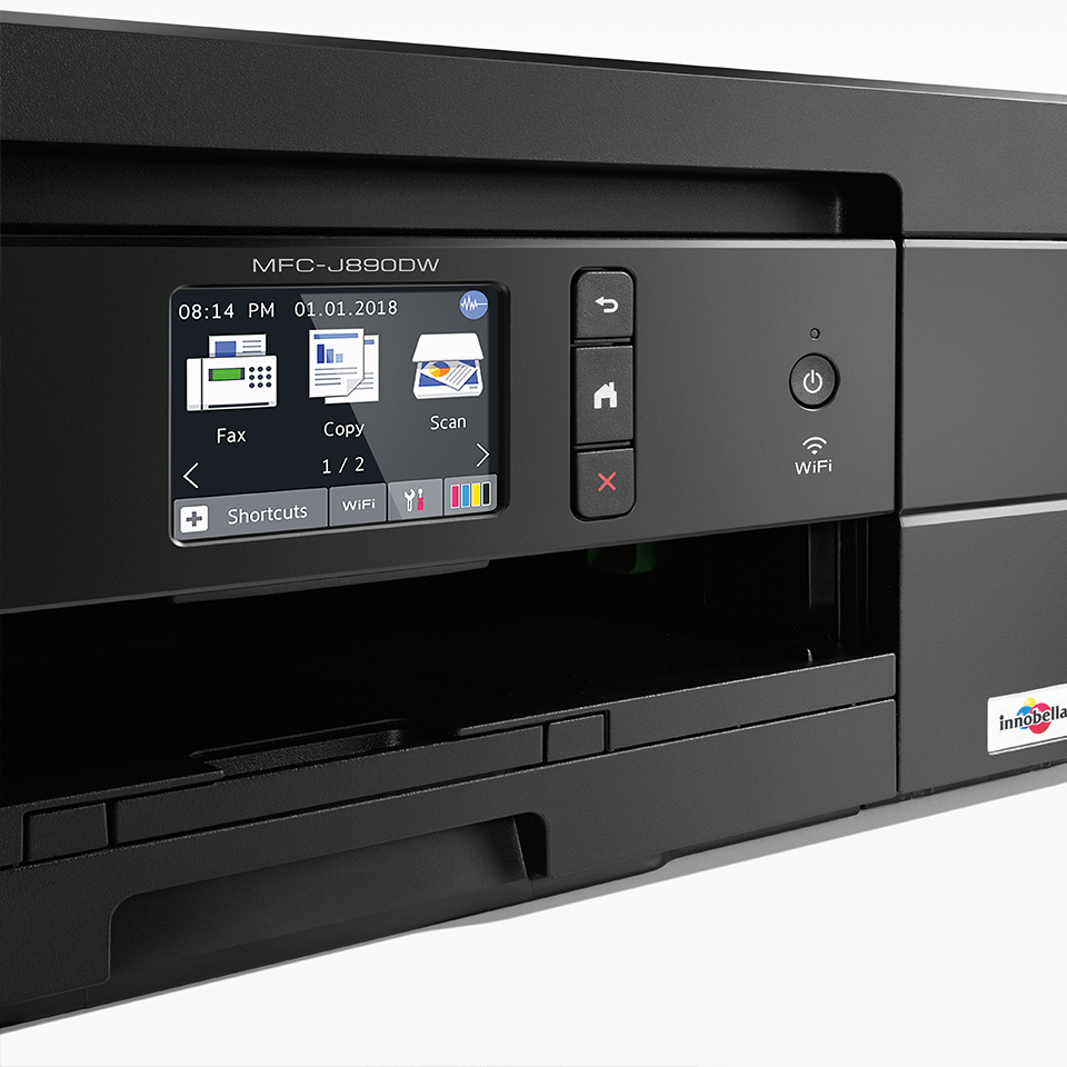 MFC-J890DW Multifonction ultra-compact  5