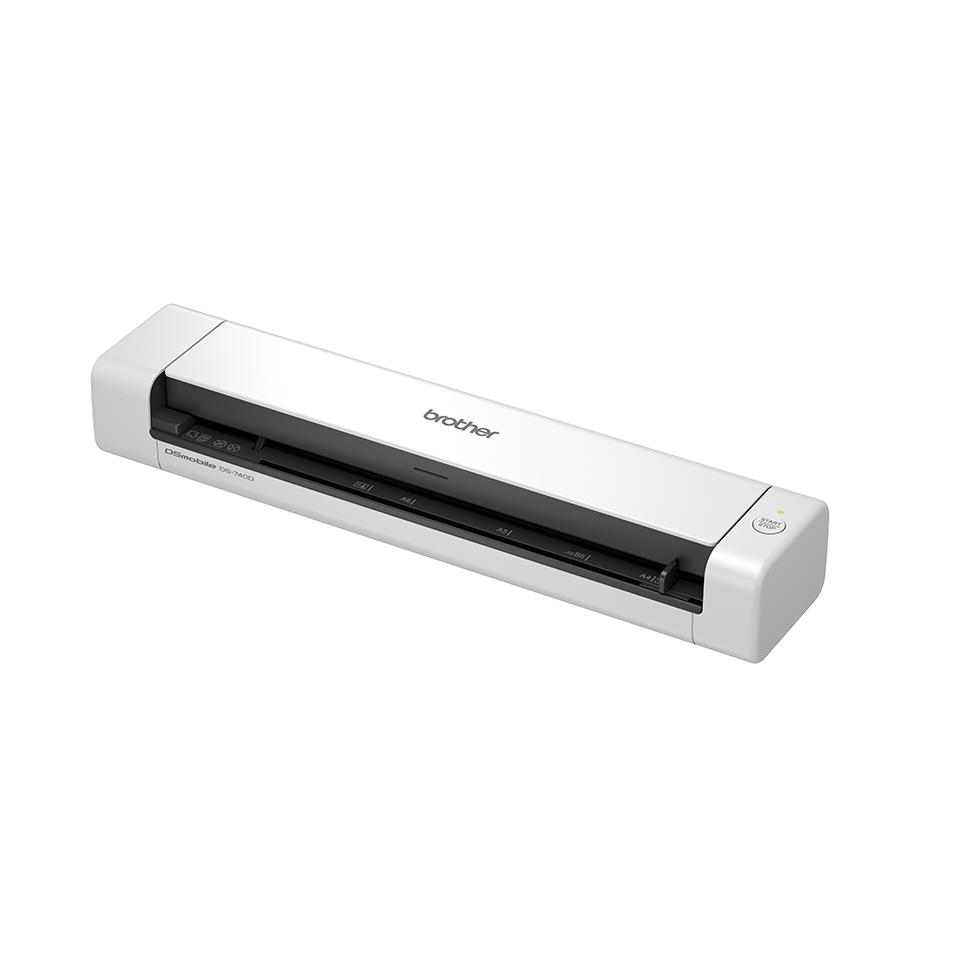 DS-740D - Scanner mobile de documents recto-verso 2