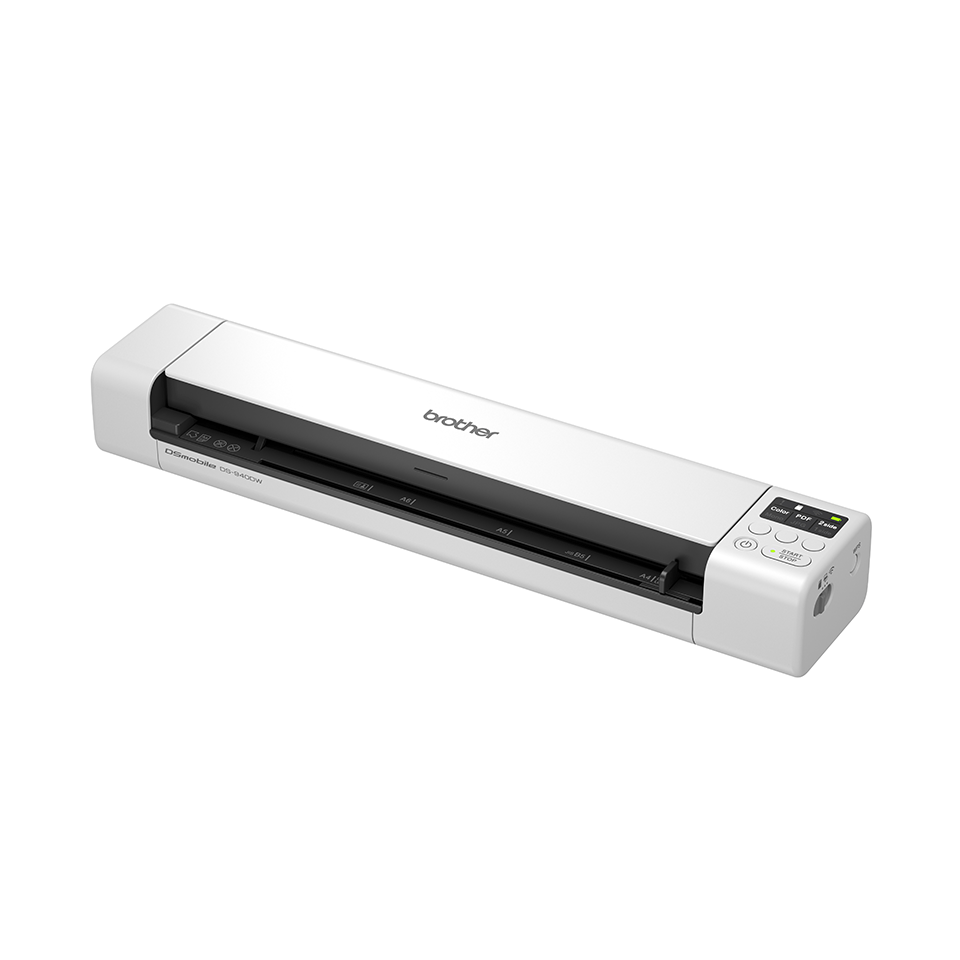 DS-940DW - Scanner mobile de documents Wi-Fi et recto-verso 2