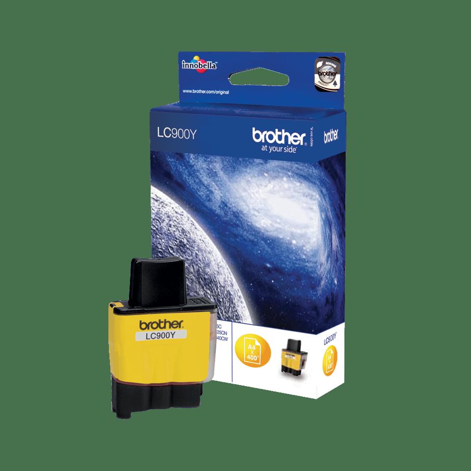 LC900Y cartouche jet d'encre jaune