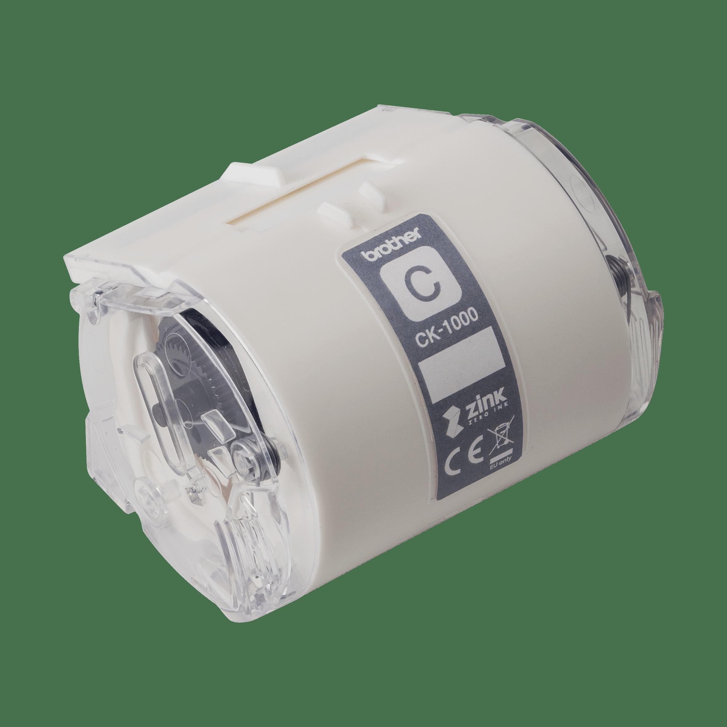 CK-1000, la cassette de nettoyage Brother de 50 mm de large