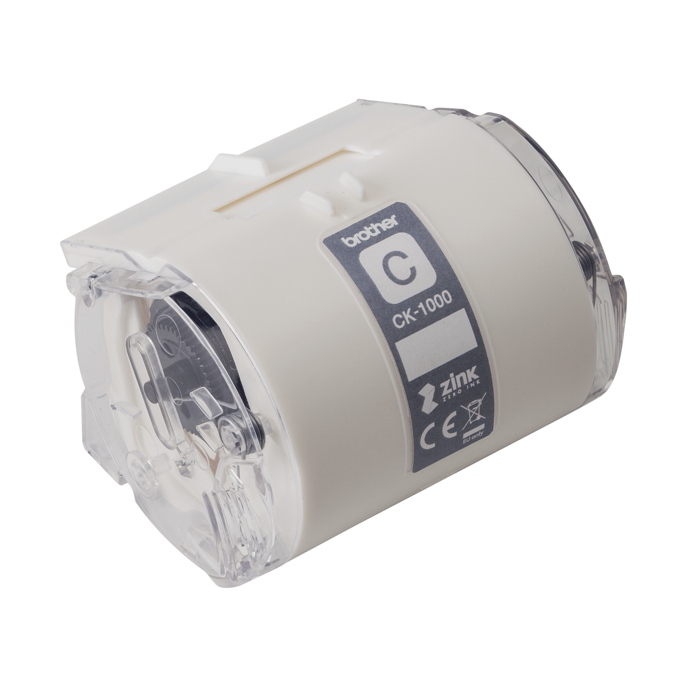 Genuine Brother CK-1000 print head cleaning roll, 50mm wide