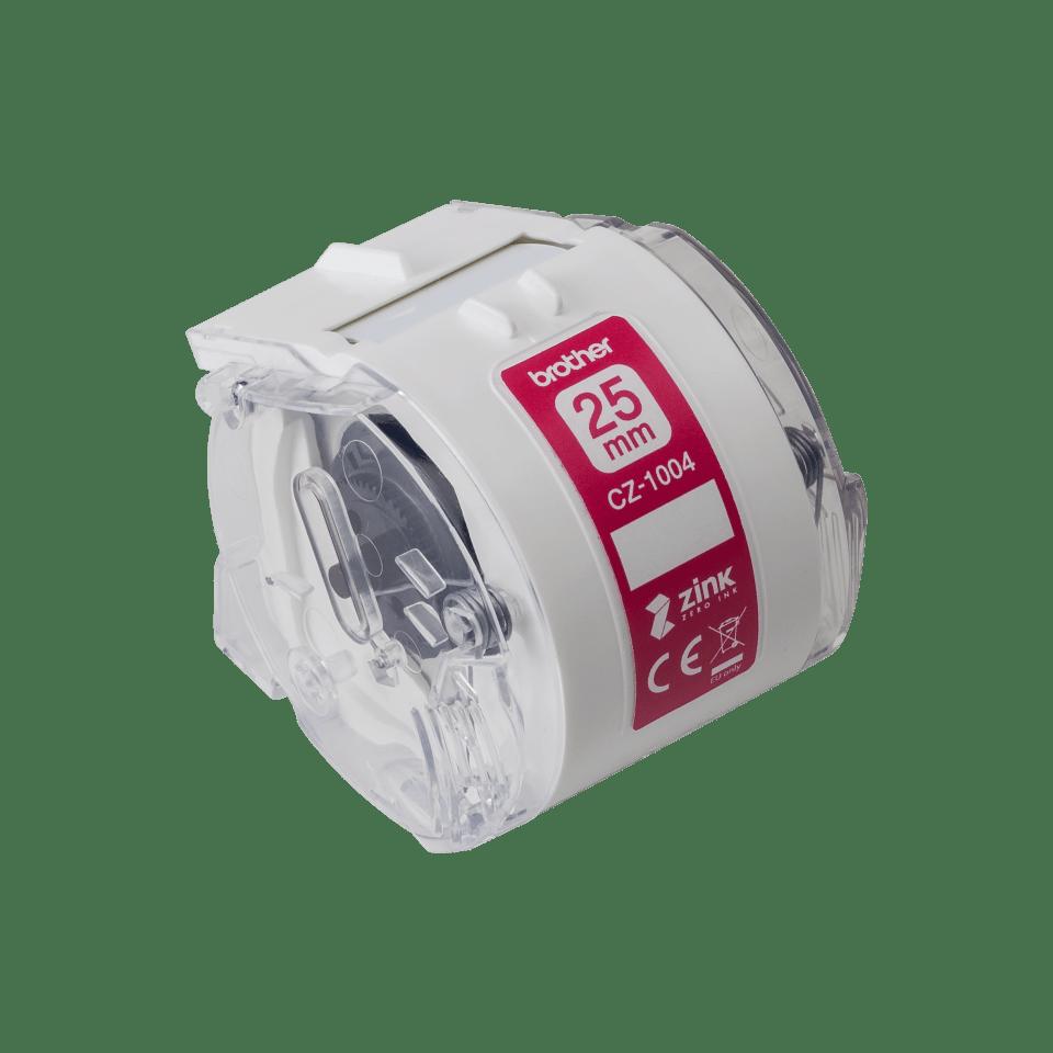 Ruban d'étiquettes tout-en-couleur CZ-1004, 25 mm de large 2