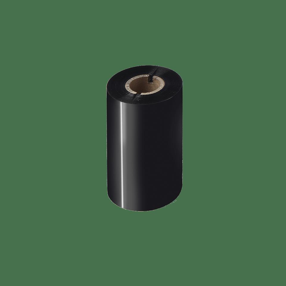 BRS-1D300-110 - Ruban encreur noir de résine standard à transfert thermique