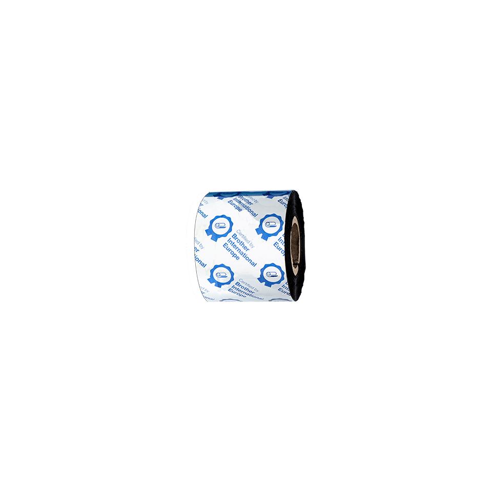 BWP-1D300-060 - Ruban encreur noir en cire premium à transfert thermique