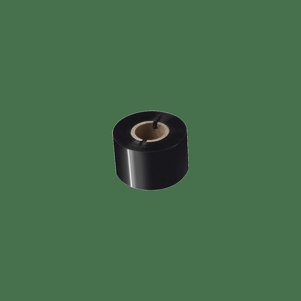 BWP-1D300-060 - Ruban encreur noir en cire premium à transfert thermique 2