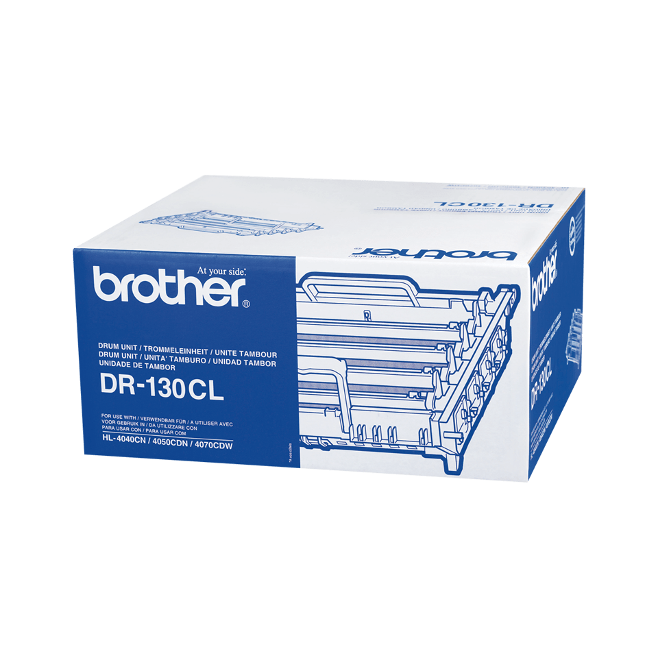 Tambour DR-130CL Brother original. Unité complète