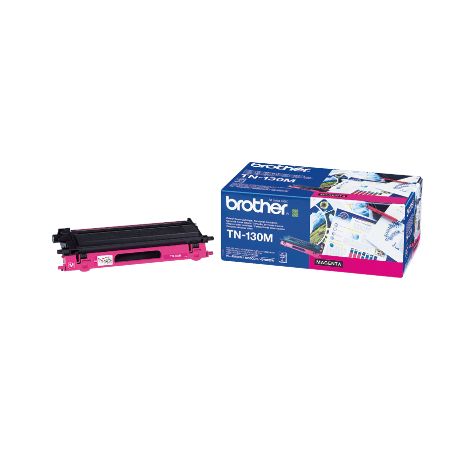 Cartouche de toner TN-130M Brother originale – Magenta