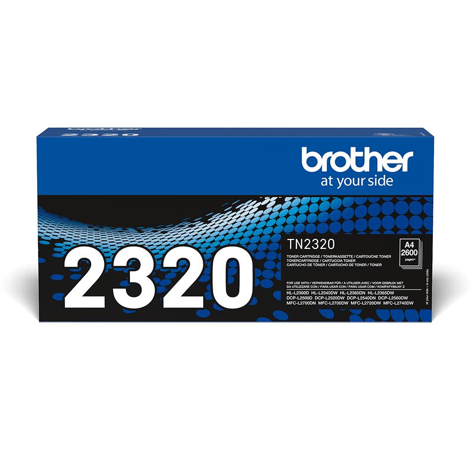 TN-2320 toner noir