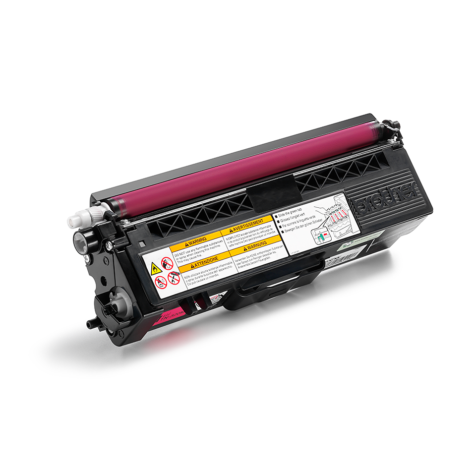 Cartouche de toner TN-320M Brother originale – Magenta