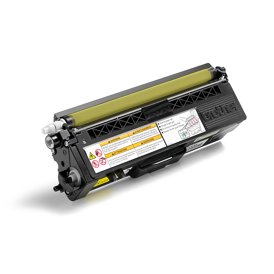 Cartouche de toner TN-320Y Brother originale – Jaune